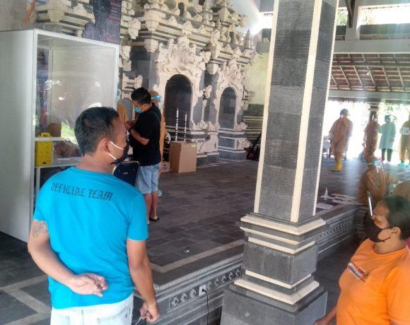 Sebanyak 21 Orang Reaktif di Br. Sayan Baleran Desa Werdi Bhuwana