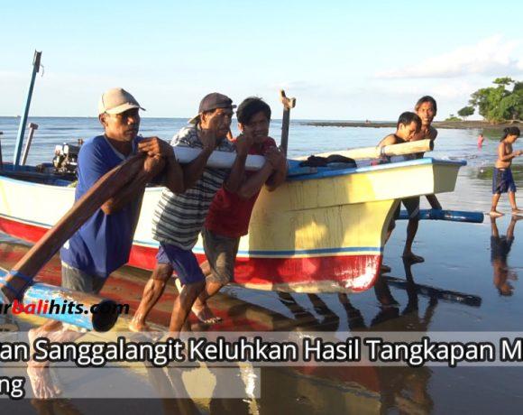 Nelayan Sanggalangit Keluhkan Hasil Tangkapan Minim