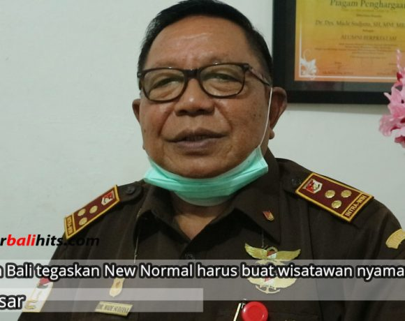 Ketua Indonesia Transportation Watch Investigation atau INTRAWIN Bali, DR. Made Sudjana