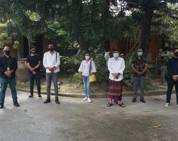 """Angkat Tema """"Celepuk dan Kupu-Kupu""""Sebanyak 377 Layangan Ramaikan Lomba Secara Virtual Di Denpasar"""