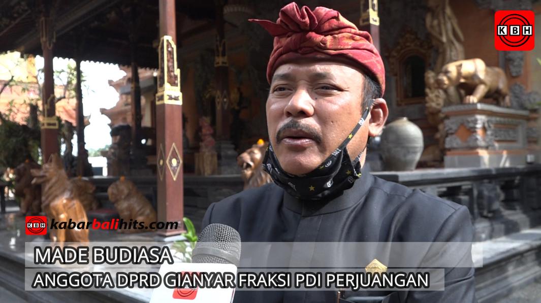 Dewan Gianyar Apresiasi Kebijakan Bupati Mahayastra Tangani Dampak Covid-19