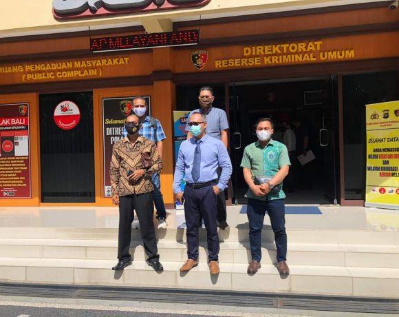 Ketua Komisi I DPRD Karangasem Dilaporkan Ke Polda Bali Atas Dugaan Pencemaran Nama Baik-kabarbalihits