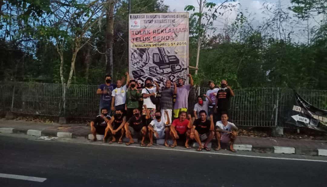 Raksasa Bersatu Desak Presiden Jokowi Segera Terbitkan Perpres Konservasi Teluk Benoa-kabarbalihits