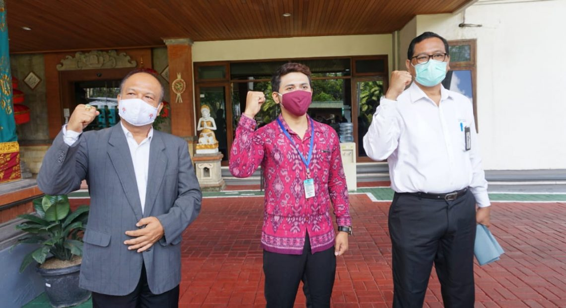 PLN UID Bali Optimis Kembali Raih Kategori Gold Dalam BUMN CSR Awards 2020
