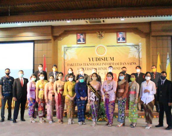 """Yudisium ke 32 Fakultas Teknologi Informasi dan Sains Universitas, Program Studi Biologi UNHI Denpasar """" Lulusan Biologi UNHI Banyak Terserap Di Dunia Kerja """""""