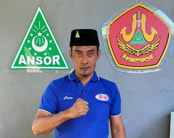 Sukseskan Pilkada,GP Ansor Badung Ajak Kedepankan Demokrasi Demi Kamtibmas Kondusif