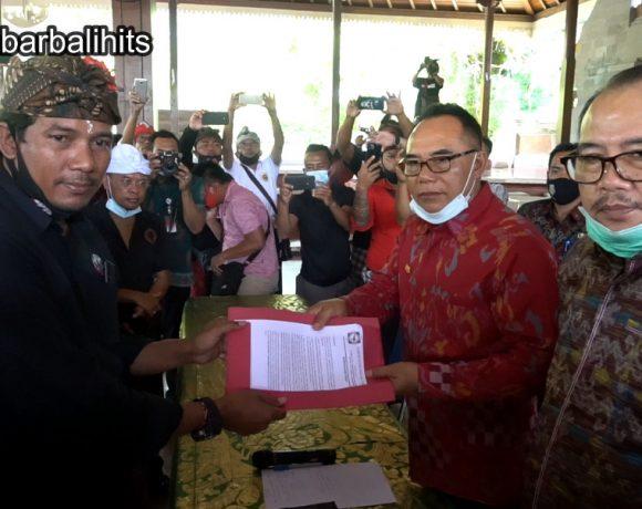 DPRD Bali Keluarkan Rekomendasi, Dukung Penuh Bubarkan HK, Periksa AWK Ke BK DPD RI