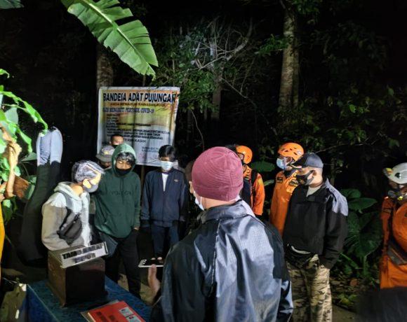 5 Pelajar Tersesat di Gunung Batu Karu-kabarbalihits