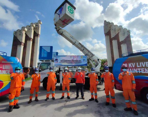 Pencapaian Pasukan Khusus PLN Bali di Hari Jadi ke 27