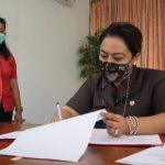 Bupati dan DPRD Tabanan Sepakati Ranperda tentang APBD T.A 2021 menjadi Perda-kabarbalihits