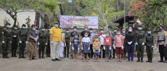 """MENWA UNHI Gelar """"Coin For School"""" di Dusun Bukit Kangin Desa Tenganan-kabarbalihits"""