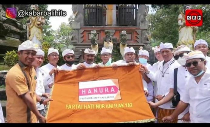 Napak Tilas Rangkai HUT Partai Hanura ke 14-kabarbalihits