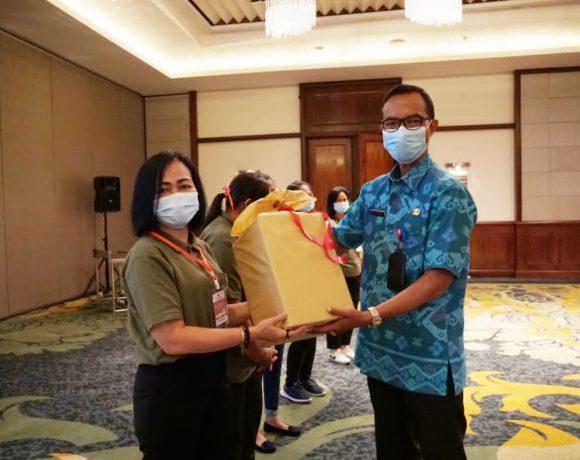 Tingkatkan Nilai Tambah Komoditi Pertanian, Badung Gelar Pelatihan Pengolahan Hasil Pangan Lokal bagi KWT