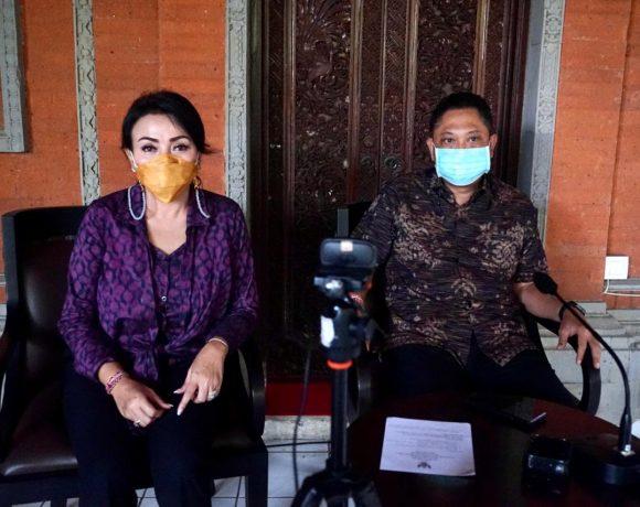 Walikota Rai Mantra Buka Webinar Bertajuk Digitalisasi UMKM Perempuan Di Era New Normal, Ajak Pengusaha Terus Berkreatifitas dan Berinovasi