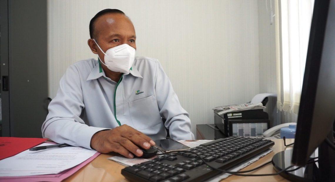 Tabungan Emas Pegadaian Meningkat Saat Pandemi Covid-19-kabarbalihits