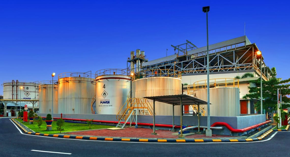 PLN GG - DEB Teken MoU Pengembangan LNG Terminal Bali-kabarbalihits