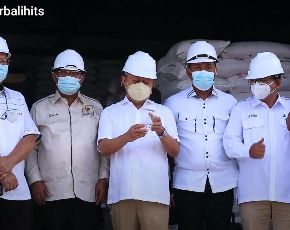 Karena Pupuk Langka, Komisi IV DPR RI Langsung Terjun Ke Bali Dikawal Gus Adhi Amatra