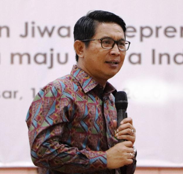 Tindaklanjuti SE Gubernur Nomor 04 Tahun 2021, Pemkab Badung Sosialisasikan Penggunaan Kain Tenun Endek