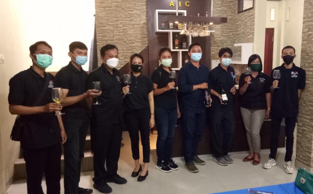 Bali Kekurangan Tenaga Sommelier Profesional, BSA Buka Kelas Wine