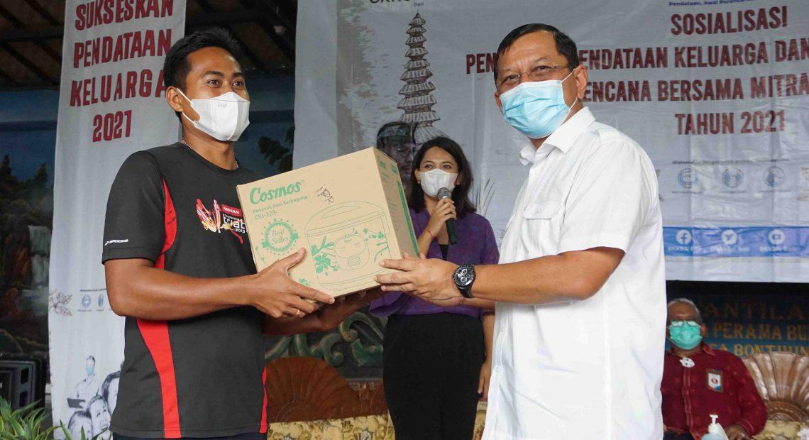 Dukung PK 21, Wabup Pastikan Bisa Menjadi Momentum Pengentasan Stunting di Buleleng