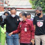 Sejalan Dengan Bupati Sanjaya, Wabup Edi Optimalisasi PPKM di Di Desa Banjar Anyar-kabarbalihits