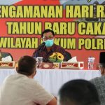 Pemkab Tabanan Gelar Rakor Pengamanan Perayaan Hari Raya Nyepi-kabarbalihits