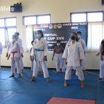 Dojo Karate INKAI Tojan Mengirimkan Atlet Terbaiknya di Kejuaraan Karate Internasional, Virtual SBY CUP XVII, Open Karate Championship 2021