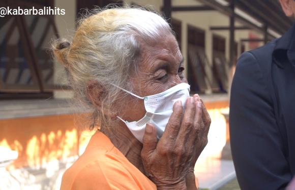 Sempat Mencoba Bunuh Diri, Nenek Reni Akhirnya Diterima Dinsos Provinsi Bali