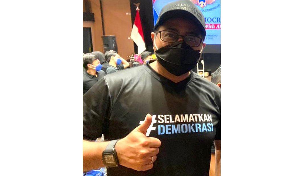 Selamatkan Demokrasi dan Apresiasi Dukungan Publik, Demokrat Ajak Awasi 'Begal Politik' di Daerah.