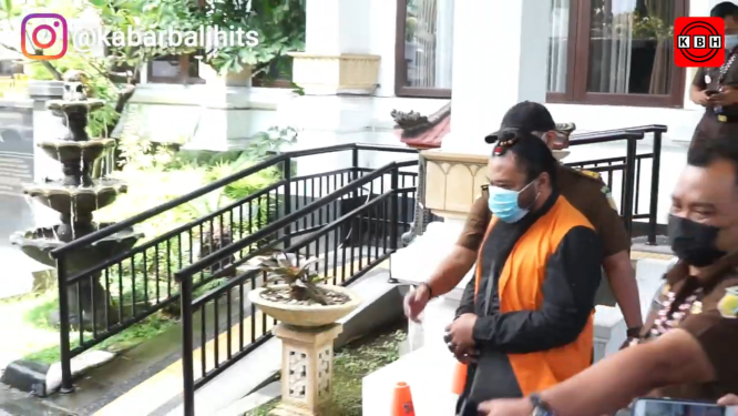 Pertama Kali Di Bali Pemuka Agama Terlibat Persidangan Kesusilaan, IWM Jalani SIdang Tertutup