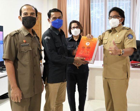 Terima Audiensi Bawaslu dan KPU Provinsi Bali, Bupati Giri Prasta Apresiasi Pelaksanaan Pilkada Badung Berjalan Dengan Lancar