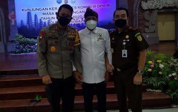 Kunker Komisi III DPR di Bali, Sudirta Singgung Impelentasi ''Restorative Justice''-kabarbalihits