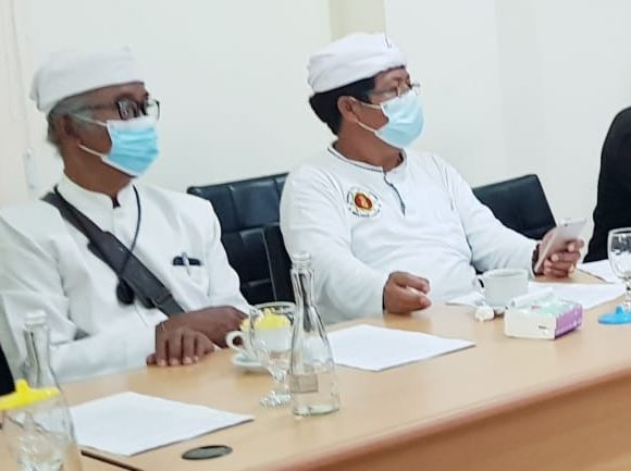 Rekomendasi Elemen Tokoh Bali Desak Darmawati Tetap Dibawa ke Proses Hukum-kabarbalihits