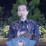 Bupati Sanjaya Ikuti Rakor Arahan Presiden Jokowi saat Galungan