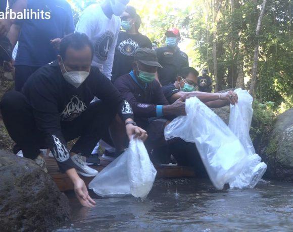 Sambut HUT Ke-17 Baladika Bali, Komit Pelestarian Lingkungan dan Gelorakan Angunggah Shanty