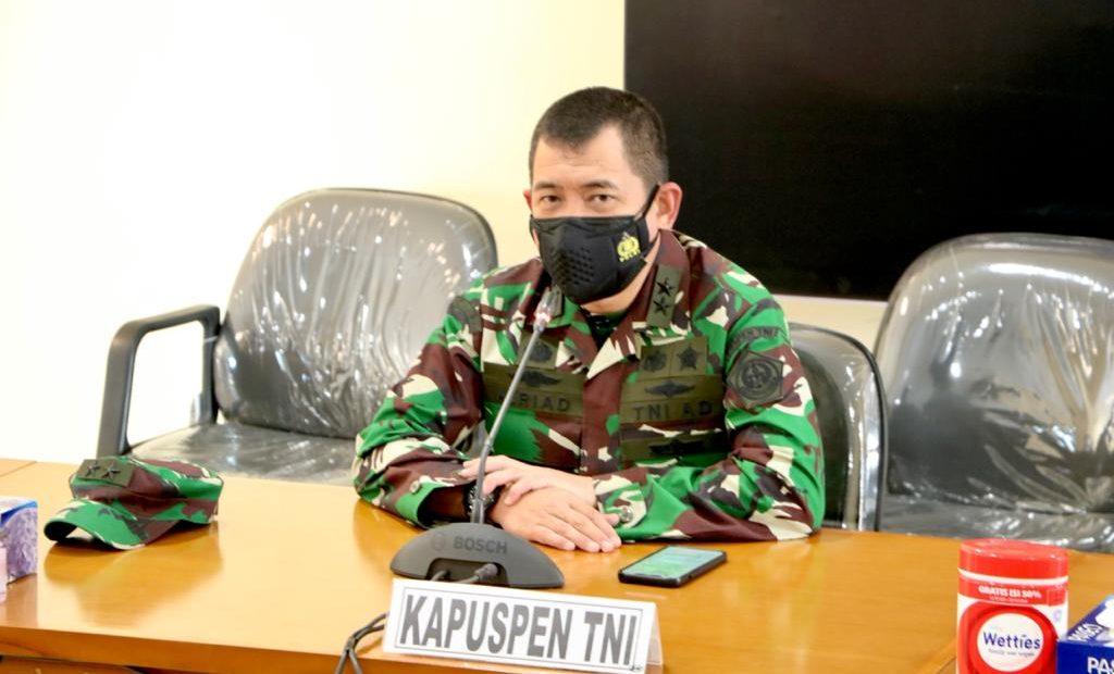 Kapuspen TNI : TNI Kerahkan 21 KRI Cari Kapal Selam Nanggala-402