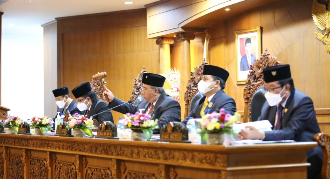PAD Turun, Dewan Badung Sarankan Bupati Reinvestasi Hingga Buka Obligasi-kabarbalihits