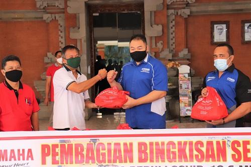 Pemkab Buleleng Terima Ribuan Paket Sembako-kabarbalihits