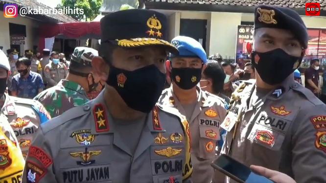 Kapolda Bali Tegaskan Tangani Kasus Penistaan Agama Secara Prefesional