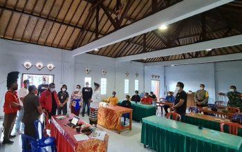 Bupati Sanjaya Dorong Semua Pihak Percepat Suksesnya Pencanangan Vaksinasi di DTW Jatiluwih-kabarbalihits