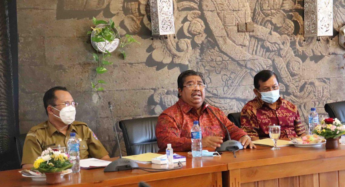 Bupati Instruksikan Tambahan Vaksin Untuk Tuntaskan Vaksinasi di Kecamatan Buleleng