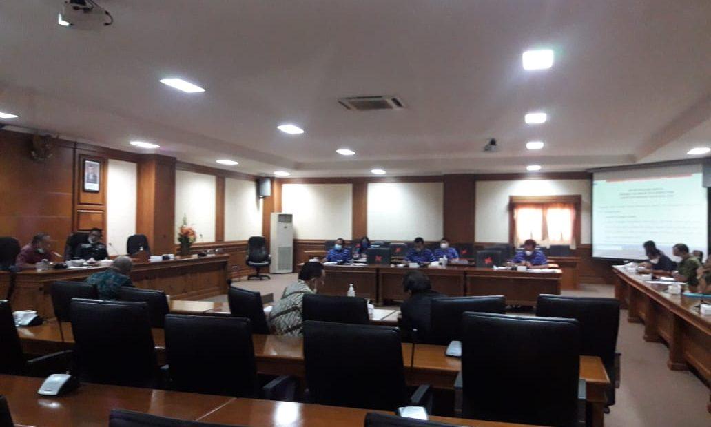 Hal Ini yang Dibahas Dalam RDP Komisi III Badung Bersama Jajaran Perumda Air Minum Tirta Mangutama-kabarbalihits