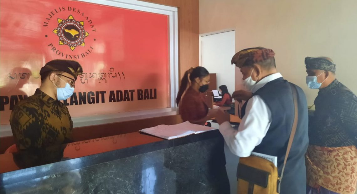 Terkait SKB Pembatasan Ajaran Sampradaya, MKKBN Datangi MDA dan PHDI Bali