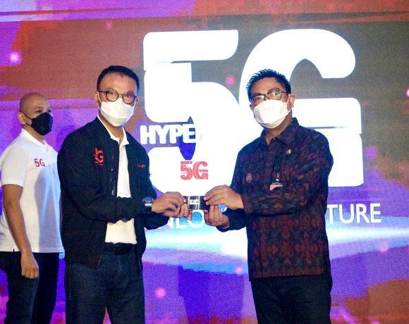 Diresmikan Wawali Arya Wibawa Denpasar Menjadi Salah Satu Kota Pertama Di Indonesia Menerima Layanan Tekomsel 5G