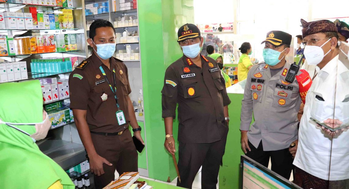 Harga Meroket, Stok Obat Untuk Mencegah Covid-19 di Kota Singaraja Langka