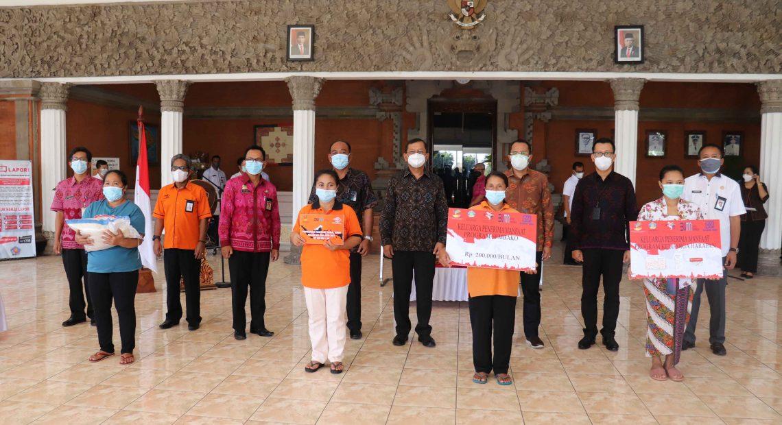 Pemkab Buleleng Tangani Dampak Sosial Akibat Pandemi Covid-19