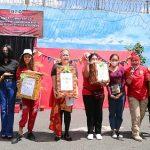 Owner PT. Indo Bali Gas Group, Dewi Supriani Kembali Menjadi Juri Lomba Zumba Kreasi di Lapas Perempuan Kelas II A Krobokan-kabarbalihits