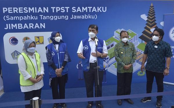 Danone-AQUA Perkuat Komitmen Ekonomi Sirkular dengan Meresmikan TPST Terbesar di Bali-kabarbalihits