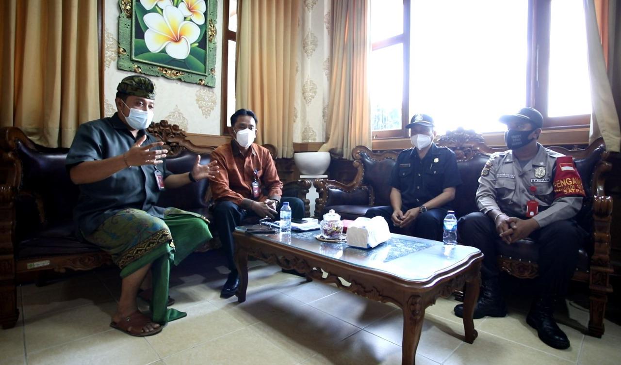 Klarifikasi Video Viral di Medsos, Pemkab Badung Adakan Pertemuan Dengan Satpam