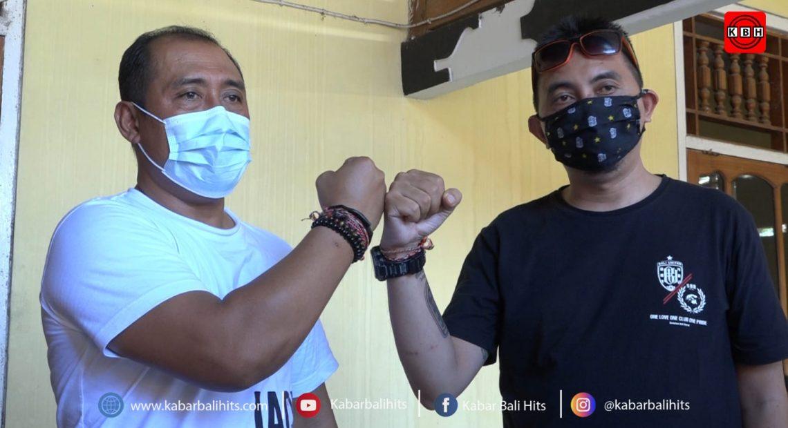 "Garap Peluang Ekonomi, Gus Adhi Komit Bantu ""SBB"" Komunitas Fans Bali United Jadi Pengusaha Kopi"